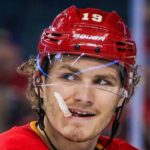 Matthew Tkachuk - A Professional American Ice Hockey Player Representing Calgary Flames in The NHL