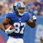Sterling Shepard - An American Wide Receiver Representing New York Giants in The NFL