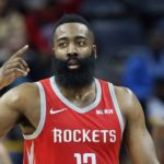 James Harden - An American Competitive Basketball Player Representing Houston Rockets in The NBA