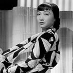 "Anna May Wong - A Chinese American Hollywood Superstar Who Started Her Acting Career at The Age of 14 in The Film ""The Red Lantern"""