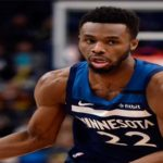 Andrew Wiggins - A 24-year-old Professional Basketball Player, Representing Golden State Warriors in The NBA, Who Made His NBA Debut in The Year 2014