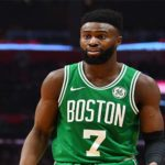 Jaylen Brown - A Professional Basketball Player, Representing Boston Celtics in The NBA, Who Entered in The NBA since 2016 NBA Draft