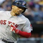 Mookie Betts - A Professional Baseball Player Representing Boston Red Sox of The MLB Since The 2011 MLB Draft