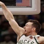 Pat Connaughton - A Professional Basketball Player, Representing The Team Milwaukee Bucks, Who Entered in The NBA by 2015 NBA Draft