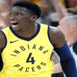 Victor Oladipo - A Professional Basketball Player, Representing Indiana Pacers in The NBA, Who Entered into The NBA in 2013 NBA Draft