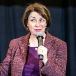 Amy Klobuchar - A Lawyer, a Politician and a Senior US Senator from Minnesota Who Declared Her Nomination for The 2020 Democratic Presidential Race in February 2019