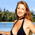 "Jane Seymour - A British-American Actress, Well-Known for Her Appearance in The Film ""Live and Let Die"", Who Started Her Career in 1970 With The Movie ""The Only Way"""