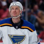 Jay Bouwmeester - An American Competitive Player, Representing St. Louis Blues in The NHL, Who Entered The National Hockey League for The 2002-03 Season, Playing from The Florida Panthers