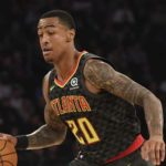 John Collins - A Professional Basketball Player Representing Atlanta Hawks in The NBA Who Kicked Off His Career Since 2017