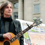 "Jackson Browne - An American Singer, Songwriter as well as a Musician, Hits includes ""These Days"", ""Take It Easy"", Who has been Active as a Singer since 1966"