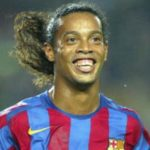 Ronaldinho - One of The Best Brazilian Footballer, Became a FIFA World Player of The Year 2 times, Who Started His Professional Career with The Gremio in 1998