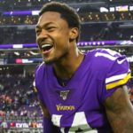 Stefon Diggs - An American Footballer, Representing Minnesota Vikings in The NFL, Who Entered into The NFL by The 2015 NFL Draft