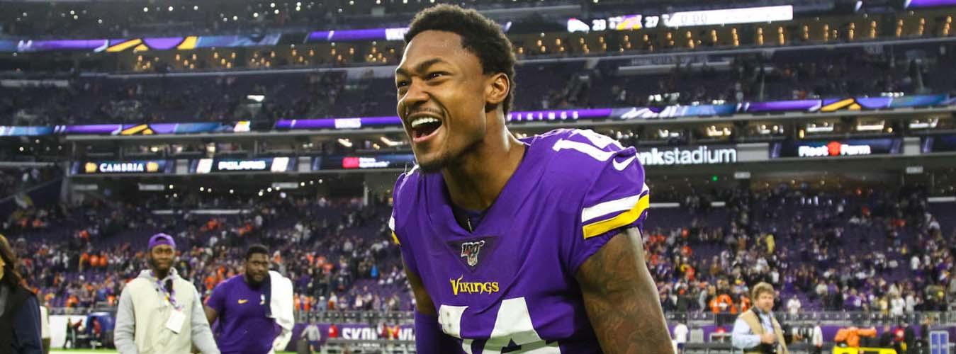 Stefon Diggs Age Career Net Worth Minnesota Vikings Relationship Child Stefon 2020