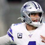 Dak Prescott- Football Quarterback, Who Plays for the Dallas Cowboys, Entering in the 2016 NFL Draft