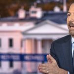 "Chuck Todd- American Journalist, Who is Famous As a Moderator of NBC's ""Meet the Press"""
