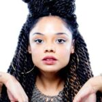 Tessa Thompson-Professional Actress well-known for her roles in Veronica Mars, Westworld and Thor:Ragnarok