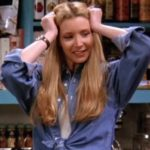Lisa Kudrow- An American actress well-known for her award-winning role as Phoebe Buffay in the American sitcom 'Friends'