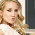 Anna Camp–An American actress and singer best known for her role as Aubrey Posen in 2012 musical comedy fil series 'Pitch Perfect.'