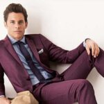 James Marsden- An American actor, singer and model famous for his role of Scott Summers / Cyclops in the superhero film series 'X-Men' in 2000