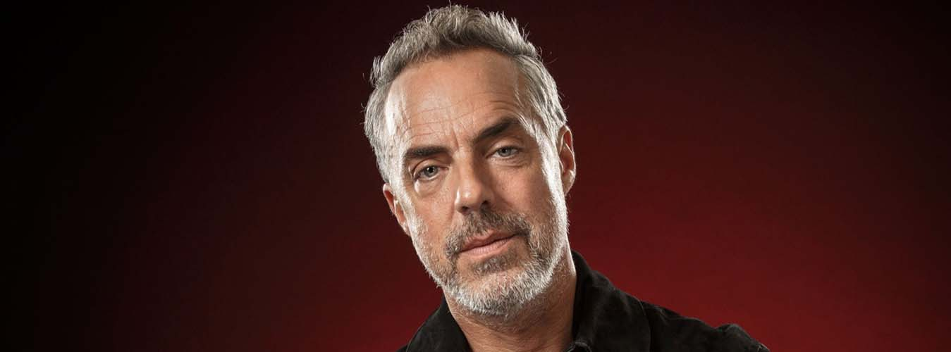Who is Titus Welliver Spouse? How many times is he married?